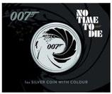 Tuvalu - James Bond 2022 No Time... im Blister