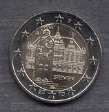 Deutschland 2€ Gedenkmünze 2010 - Bremen