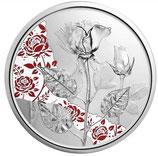 Österreich 10€ PP - Rose 2021