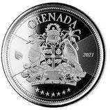 Grenada - Coat of Arms Wappen 2021