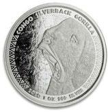 Kongo - Silberrücken Gorilla 2020