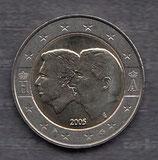 Belgien 2€ Gedenkmünze 2005 - Ökonomische Union