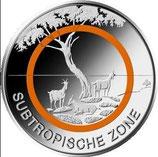 Deutschland 5€ 2018 - Subtropische Zone  G
