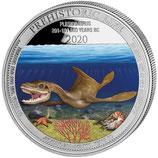 Kongo - Plesiosaurus 2020 coloriert