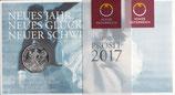 5 € Silber hgh - 2018 Neujahrsmünze