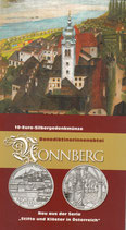 10 € Gedenkmünzen im Folder
