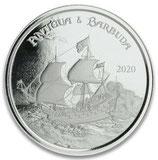 Antigua und Barbuda - Schmuggelschiff / Rum Runner 2020