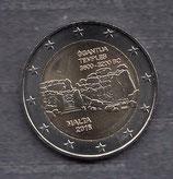 Malta 2€ Gedenkmünze 2016 - Ggantija