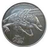 Tokelau Pazifik Serie 2013 Krokodil