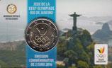 Belgien 2€ Gedenkmünze 2016 - Olympia Team Belgien