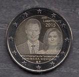 Luxemburg 2€ 2015 - 15 Jahre Henri