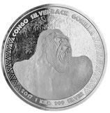 Kongo - 1kg Kongo Gorilla 2017
