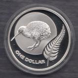 Neuseeland Kiwi Polierte Platte 2011
