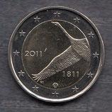 Finnland 2€ Gedenkmünze 2011 - Suomi Pankki