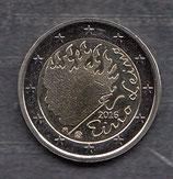 Finnland 2€ Gedenkmünze 2016 - Eino Leino