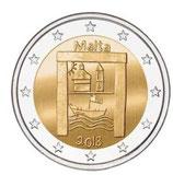 Malta 2€ Gedenkmünze 2018 - Kulturelles Erbe