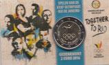 Belgien 2€ 2016 - Olympia Belgien Niederlande
