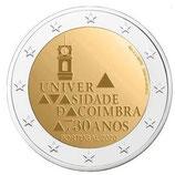 Portugal 2€ 2020 - 730 Jahre Universität Coimbra