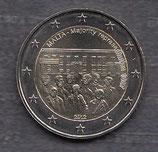 Malta 2€ Gedenkmünze 2012 - Mehrheitswahlrecht