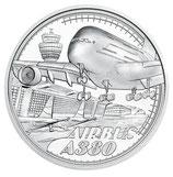 Österreich 20€ PP - Reise über den Wolken