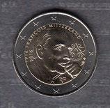 Frankreich 2 € 2016 - Mitterrand