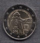 Portugal 2€ Gedenkmünze 2013 - Glockenturm in Porto