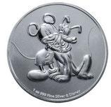 Niue - Mickey & Pluto 2020