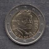 Italien 2€ 2012 - Pascoli
