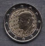 Griechenland 2€ Gedenkmünze 2016 - Dimitri Mitropoulus