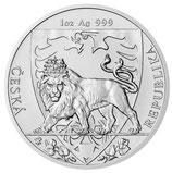 Niue - Tschechischer Löwe 2020