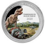 Kongo - Tyrannosaurus Rex 2020 coloriert