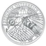 Österreich 20€ PP - Die Ära des Motorflugs