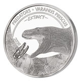 Kongo - Predators Varanus Priscus 2020