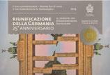 San Marino 2€ Gedenkmünze 2015 - Wiedervereinigung