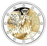 Deutschland 2€ 2019 - 30 Jahre Mauerfall D
