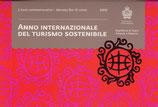 San Marino 2€ Gedenkmünze 2017 - Tourismus