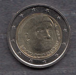 Italien 2€ Gedenkmünze 2013 - Boccaccio