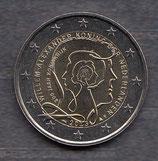 Niederlande 2€ Gedenkmünze 2013 - 200 Jahre Königreich