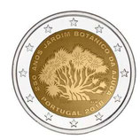 Portugal 2€ 2018 - Botanischer Garten Ajuda