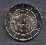 Litauen 2€ 2016 - Baltische Kultur