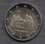 Deutschland 2€ Gedenkmünze 2014 - Michaeliskirche