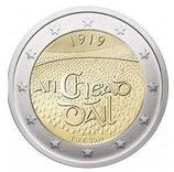 Irland 2€ 2019 - Irisches Parlament