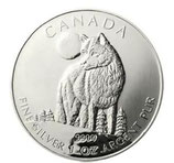 Kanada Wildlife Wolf 2011