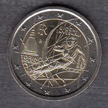 Italien 2€ Gedenkmünze 2006 - Olympia Turin