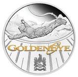 Tuvalu - James Bond Golden Eye 2020