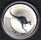 Australien - Känguru Royal Mint 2004