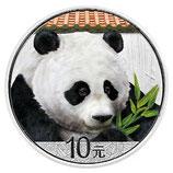 China Panda 2018 koloriert