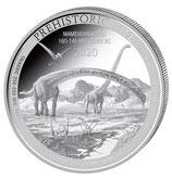 Kongo - Mamenchisaurus 2020