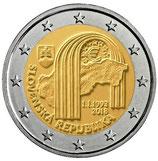 Slowakei 2€ 2018 -  25 Jahre Republik