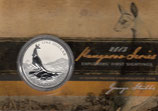 Australien - Känguru Royal Mint 2013 im Blister